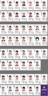 Kina pokerkort cyberkriminelle